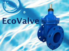 EcoValve - nowa linia zasuw miękkouszczelnionych