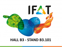 Aeon to exhibit at IFAT Munich 14th to 18th May 2018