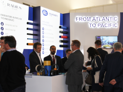 Exciting opportunities for Aeon water valves at IFAT